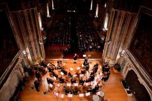 """""""Dialoghi sonori"""", secondo appuntamento dell'Autunno musicale 2014 della Nuova Orchestra Scarlatti alla Chiesa dei SS. Marcellino e Festo"""