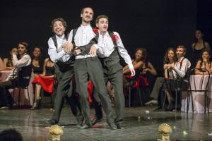 """""""Il Varietà: dalla Belle Époque al Varieté!"""", dal 5 all'8 dicembre 2014 al Teatro Nuovo di Napoli"""