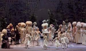 Torna in scena al Teatro San Carlo di Napoli, dopo 29 anni di assenza, Andrea Chénier, dal 20 al 29 gennaio 2015