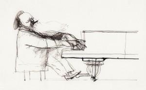 Metti una sera a Palazzo Venezia con… Brahms, sabato 24 gennaio 2015 alle 18:30