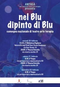 Al via il convegno nazionale  sulle arti terapie, a Napoli dal 20 al 22 febbraio 2015