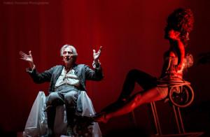 """Roberto Herlitzka in """"Casanova"""", dal 4 marzo 2015 al Teatro Nuovo di Napoli"""