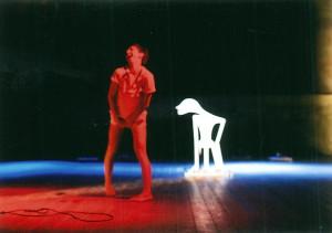 """""""Preghiera. Un atto osceno"""" di Margherita Ortolani dal 12 marzo 2015 al Teatro Elicantropo di Napoli"""