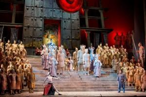 Recensione della prova generale di Turandot, al Teatro San Carlo di Napoli