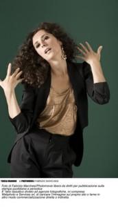 """Teresa Mannino in """"Sono nata il ventitré"""" dal 28 al 30 aprile 2015 al Teatro Bellini di Napoli"""