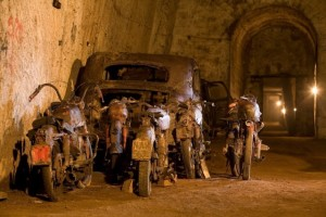 Inizia domenica 3 maggio al Tunnel Borbonico di Napoli  il Grand Tour 2015 di Campania Artecard