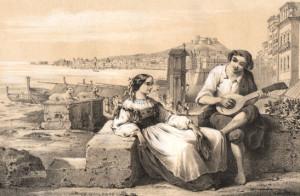 """""""Il Canto di Napoli"""", replica dopo il grande successo, sabato 25 aprile 2015 al Palazzo Venezia di Napoli"""