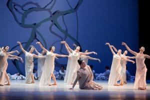 """Karole Armitage torna al Teatro San Carlo di Napoli con la sua amatissima versione di """"Orfeo ed Euridice"""", dal 27 maggio al 4 giugno 2015"""