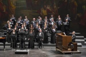 Con la Petite Messe Sollennelle di Gioachino Rossini si chiude la stagione sinfonica 2014 – 15 del Teatro San Carlo di Napoli