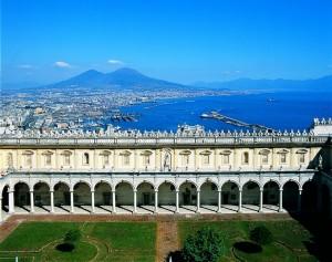 Appuntamento alla Certosa e al Museo di San Martino, sabato 4 luglio, per il Grand Tour di Campania Artecard