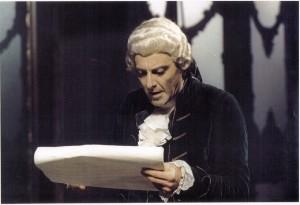 In scena al Teatro San Carlo di Napoli la versione concerto di Amadeus di Peter Shaffer