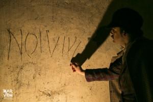 """""""Noi Vivi"""", spettacolo itinerante in ricordo delle Quattro Giornate di Napoli, il 27 settembre 2015 presso il Tunnel Borbonico di Napoli"""