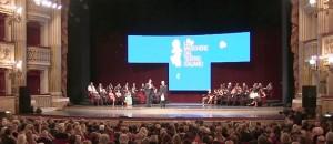 """Venerdì 4 settembre 2015 al Teatro Mercadante la consegna del premio """"Le Maschere del Teatro Italiano"""""""