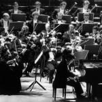 Pinchas Steinberg e Michele Campanella, con un programma interamente dedicato a Čajkovskij, il 17 e 18 ottobre 2015 al Teatro San Carlo di Napoli