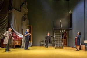 """""""Il prezzo"""", di Arthur Miller, con Umberto Orsini e Massimo Popolizio, dall'11 novembre 2015 al Teatro Diana di Napoli"""