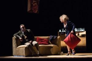 """""""Chi ha paura di Virginia Woolf?"""" di Edward Albee dal 26 al 31 gennaio 2016 al Teatro Bellini di Napoli"""