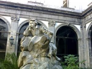 Visita guidata al Conservatorio di San Pietro a Majella per il Grand Tour di Campania Artecard