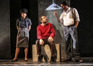 """""""Gospodin"""", per la regia Giorgio Barberio Corsetti, dal 20 al 24 gennaio 2016 al Teatro Bellini di Napoli"""