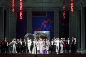 """Recensione della prova generale de """"La Vedova Allegra"""" di Franz Lehár al Teatro San Carlo di Napoli"""