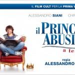 """Nuove date dal 14 gennaio 2016 per """"Il Principe Abusivo"""" al Teatro Augusteo di Napoli"""
