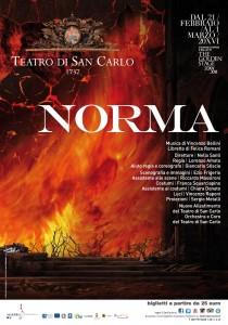 """""""Norma"""", di Vincenzo Bellini, dal 21 febbraio al 1° marzo 2016 al Teatro San Carlo di Napoli"""