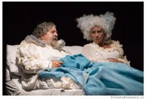 """""""Sogno di una notte di mezza estate"""" di Ruggero Cappuccio, dal 10 al 21 febbraio 2016 al Teatro San Ferdinando di Napoli"""