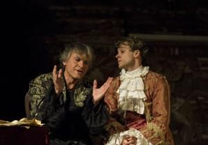 """Al Teatro di Sotto, """"Sonata irregolare per anime inquiete"""", confronto/scontro tra Salieri e Mozart scritto e diretto da Maurizio Tieri"""