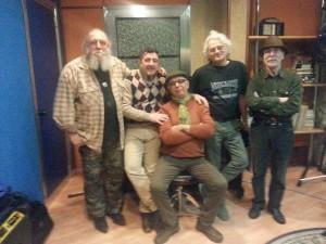 Sabato 27 febbraio 2016 l'attesissima reunion dei The Original Blue Stuff al Teatro Bolivar di Napoli