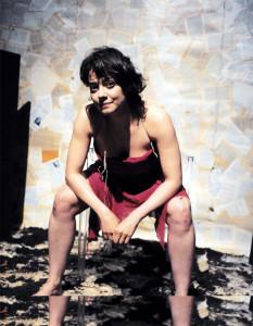 "Elena Arvigo in ""4:48 Psychosis"", di Sarah Kane, dal 14 al 17 aprile 2016 al Teatro Elicantropo di Napoli"