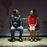 """Maria Bolignano e Maurizio Aiello in """"Tutti per uno, uno per Titty"""" dal 14 al 17 aprile 2016 al Teatro Cilea di Napoli"""