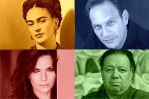 """""""Frida Kahlo: lettere d'amore e di dolore"""", martedì 5 e mercoledì 6 Aprile 2016 al Nuovo Teatro Sancarluccio di Napoli"""