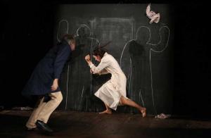 """""""La volontà – frammenti di Simone Weil"""", sabato 9 e domenica 10 aprile 2016 al Nostos Teatro di Aversa"""