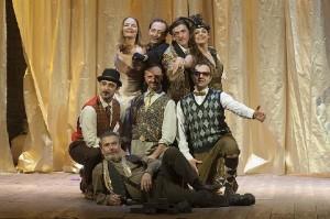"""""""Signori in carrozza!"""", per la regia di Paolo Sassanelli, dal 27 aprile 2016 al Teatro Diana di Napoli"""