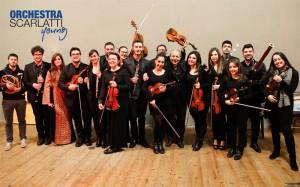 Secondo appuntamento della Primavera Musicale 2016 della Nuova Orchestra Scarlatti, domenica 22 maggio 2016 presso il Complesso dei SS. Marcellino e Festo