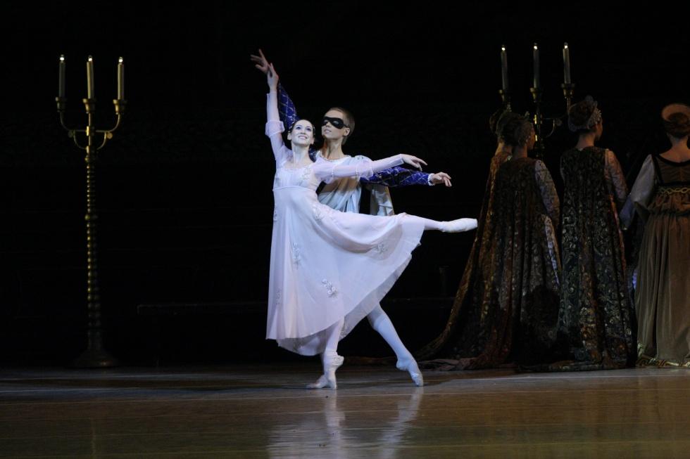 Romeo e Giulietta nella versione coreografica di Mikhail Lavrovskij per la prima volta al Teatro San Carlo di Napoli dal 21 al 28 giugno 2016