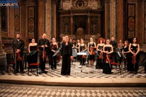 Quinto appuntamento della Primavera Musicale 2016 della Nuova Orchestra Scarlatti, il 19 giugno 2016 presso la Chiesa dei SS. Marcellino e Festo
