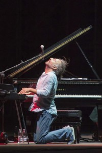 Recensione del concerto di Stefano Bollani all'Arena Flegrea di Napoli