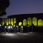 """Parte """"Campania by Night. Archeologia sotto le stelle"""": percorsi notturni in 5 siti straordinari della Campania"""