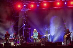 Recensione del concerto di Robert Plant all'Arena Flegrea di Napoli
