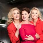 """""""Tre donne in cerca di guai"""" dal 29 settembre al 23 ottobre 2016 al Teatro Manzoni di Roma"""