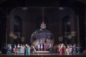 """Recensione di """"Adriana Lecouvreur"""", di Francesco Cilea, al Teatro San Carlo di Napoli"""