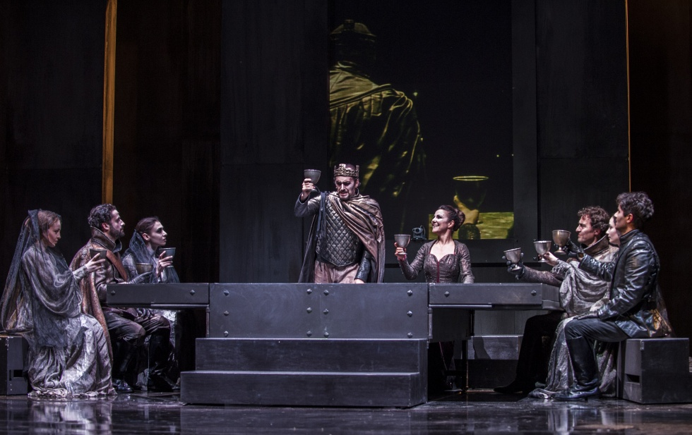 """""""Macbeth"""", di William Shakespeare, per la regia di Luca De Fusco, apre la Stagione 2016/2017 del Teatro Mercadante di Napoli"""