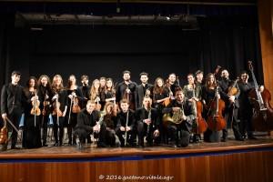 L'Orchestra Giovanile Napolinova al Teatro Bellini di Napoli per la stagione concertistica 2016-2017
