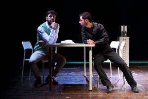 """La Compagnia Agiteatro di Roma presenta """"Futura Umanità"""", di Juan Mayorga, dal 17 al 20 novembre 2016 al Teatro Elicantropo di Napoli"""