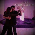 Milonga in arte all'Arena Flegrea venerdi 2 dicembre 2016 con Fertango