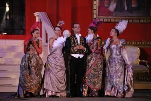 """Recensione dello spettacolo """"La vedova allegra"""", per la regia di Umberto Scida, al Teatro Cilea di Napoli"""