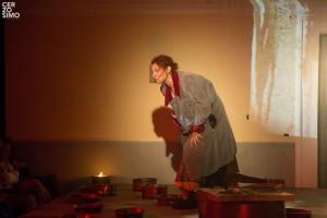"""Al Ridotto del Teatro Mercadante di Napoli """"Il Baciamano"""", di Manlio Santanelli, dal 22 al 27 novembre 2016"""