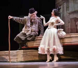 """""""La grotta di Trofonio"""" di Giovanni Paisiello in scena al Teatro di Corte di Palazzo Reale, dal 13 al 22 novembre 2016"""
