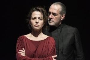 """""""Ritorno a Pompei"""", di Amélie Nothomb diretto da Alessandro Maggi, dall'8 al 13 novembre 2016 al Ridotto del Teatro Mercadante di Napoli"""