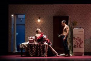 """""""Un tram che si chiama desiderio"""", di Tennessee Williams, dal 30 novembre al 11 dicembre 2016 al Teatro Mercadante di Napoli"""